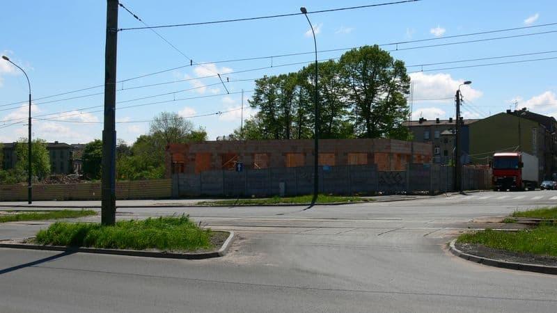 Budynek biurowo-usługowy Sączewskiego - 1