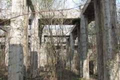 Cementownia Grodziec - rozbiórka