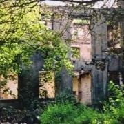 Budynek Administarcji, Biuro, Mieszkanie I dyrektora cementowni Grodziec_1