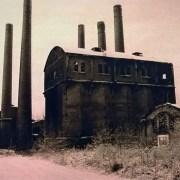 Budynek zbiorników szlamu - szlamownik
