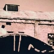 Detal dachu szlamownika