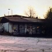 Garaż i pomieszczenie OSP Grodziec