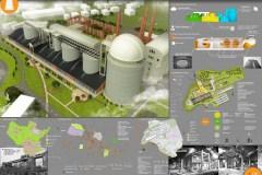 Cementownia Grodziec - projekt inżynierski