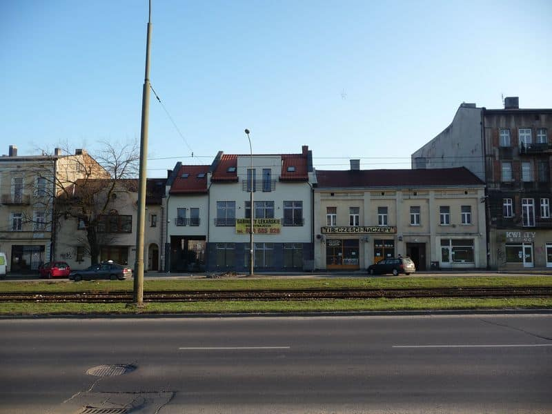 Budynek usługowy Kołątaja