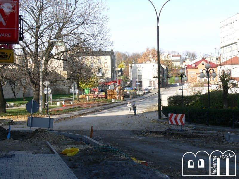 Rewitalizacja ulicy Modrzejowskiej