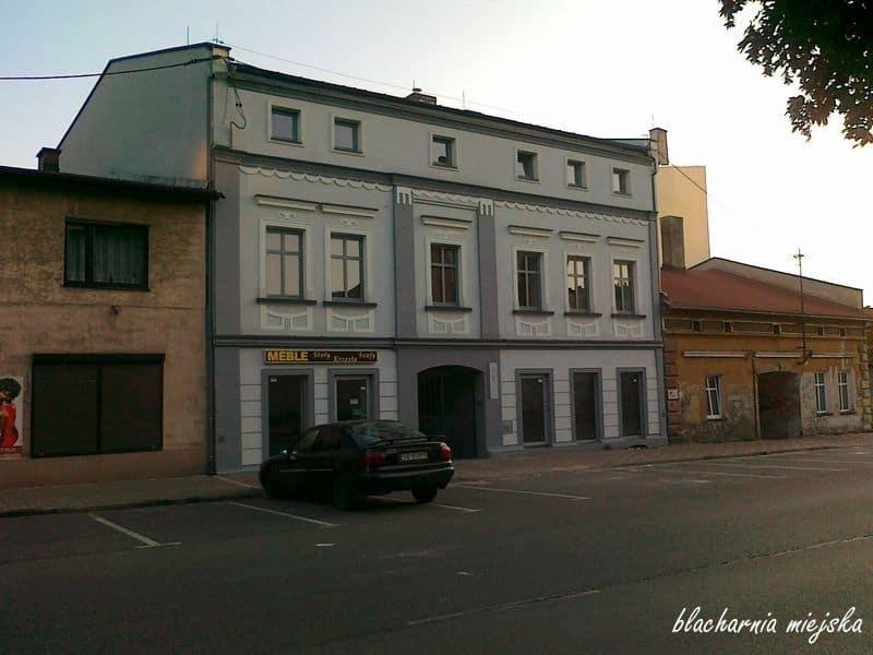 Biura przy ulicy Zawale