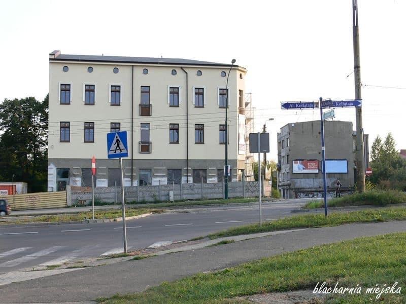 Biura przy ulicy Kołątaja