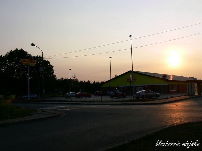 Biedronka Zamkowe