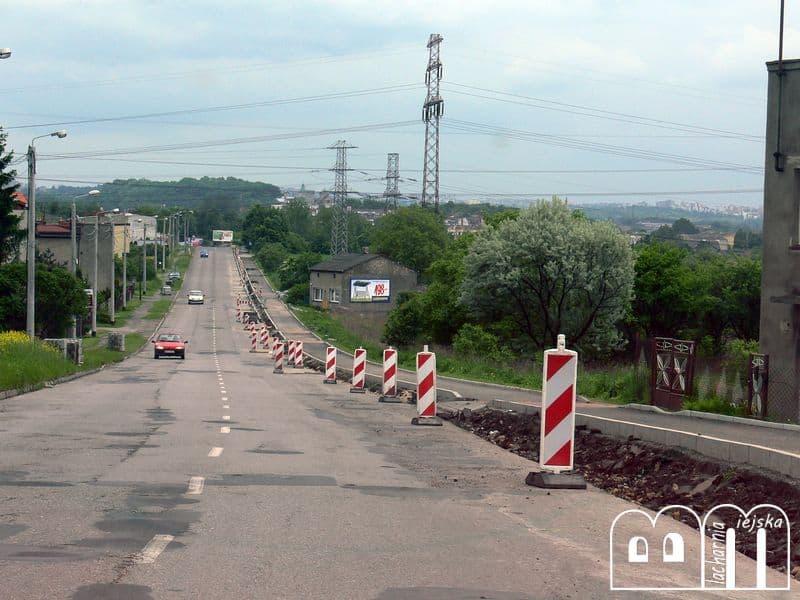 ścieżka rowerowa Grodziec