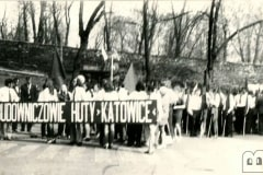 Z życia huty Katowice
