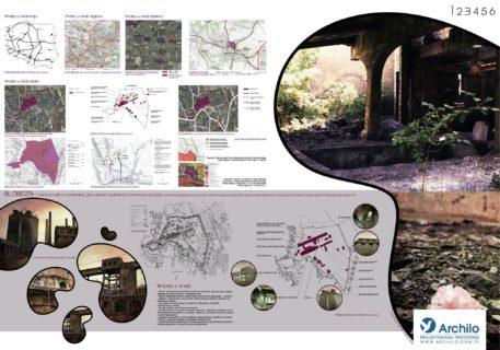 Koncepcja rewitalizacji cementowni Grodziec