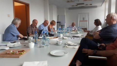 Posiedzenie Rady SLOIA - czerwiec 2019
