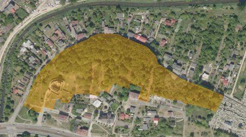 Obszar chronionego krajobrazu Góra Zamkowa