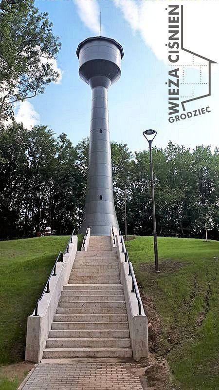 Grodziecka wieża ciśnień
